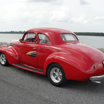 My 1940 Chevy!!
