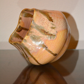 Art Pottery Vessel - Pottery