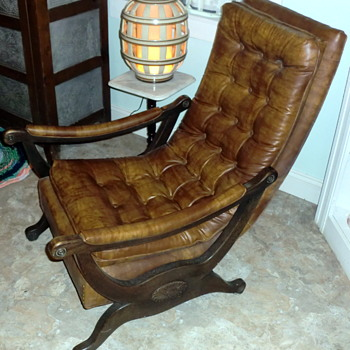 I bought this for my Old Age Retirement Chair - Furniture