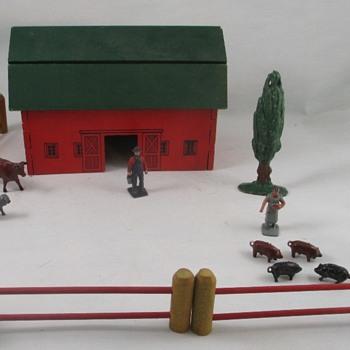 Lincoln Logs Farm Set - Toys
