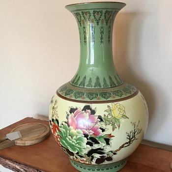 Unknown Vase origin - Asian