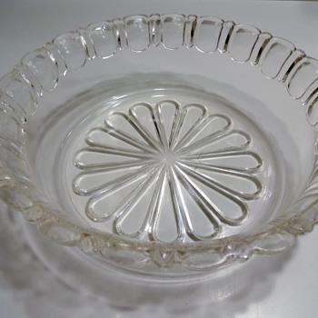Glass Serving Bowl - Glassware