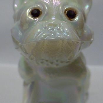 Rosso Glass Company's Westmoreland Bulldog - Glassware
