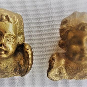 Angel heads ... - Figurines