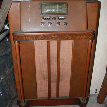 Packard Bell Radio