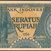 Indonesia - (100) Rupiah Bank Note