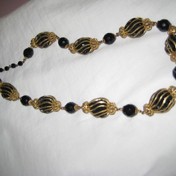 Haskell necklace - Costume Jewelry