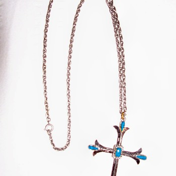 Cross by ART - Costume Jewelry