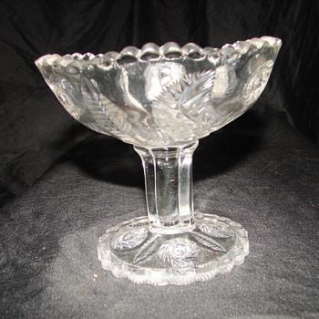 """Eavnsville Glass """"Fernette"""" - Glassware"""