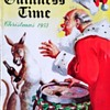 Guinness Time Magazine. 1953 Christmas Issue Cover