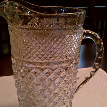 Glass Vase & bowl - Glassware