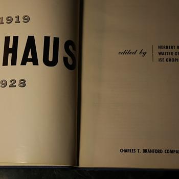 Bauhaus 1919-1928: Bauhaus Weimar 1919-25. Dessau 1925-28