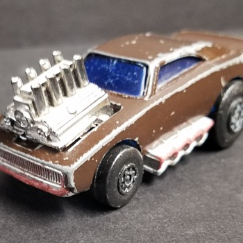 Matchbox Monday - Brown Sugar  - Model Cars