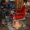 Koken chair from barn