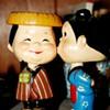 kissing bobbles