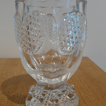 MYSTERY BEAKER CZECH 20thC? - Art Glass