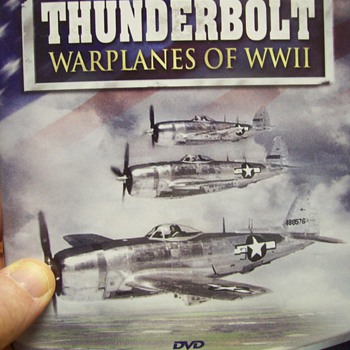 Warbirds & Warplanes of WW II - 4 DVDS - Military and Wartime