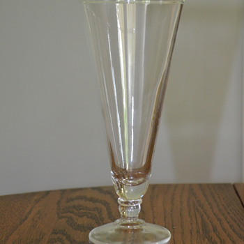 Anchor Hocking Pilsner Glasses.  I would appreciate some dating and historical info