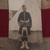WWI Gordon Highlander Soldier RPC Photograph