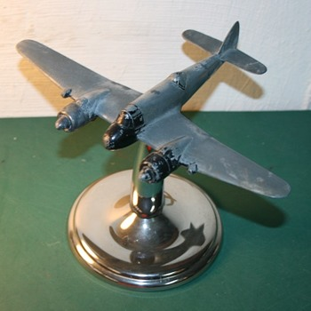 Rare Bronzart RAF Bristol Beaufighter OVERHAULED - Military and Wartime