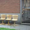 4 Jan Hallberg & Sune Formell 1967 by Edsbyverken of Sweden Mid Century Danish Modern Scandinavian Swivel Birch Chairs