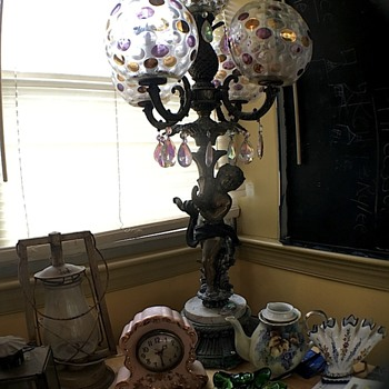 Very unique lamp i recently found. (And love!) - Lamps