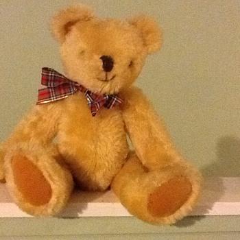 Unmarked Teddy Bear