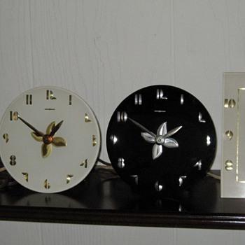 1936 GE Clocks by John Rainbault
