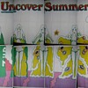 "Original ""Uncover Summer"" 30-sheet from 1971"