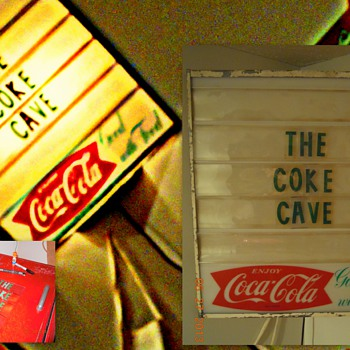 "1960's Coca-Cola Light-Up Menu Board, Plastic, 16"" x 18"" - Coca-Cola"