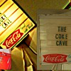 "1960's Coca-Cola Light-Up Menu Board, Plastic, 16"" x 18"""