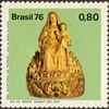 "Brazil - ""Monte Serrat"" Postage Stamp"