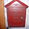 cast iron adt fire alarm box