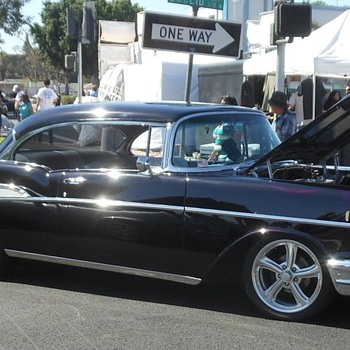 1957 Bel Airs For NevadaBlades - Classic Cars