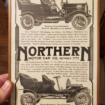 Old ads number 2 - Advertising