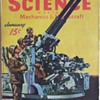 1930's-40's Science, Mechanics Magazines