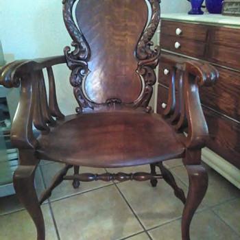 vintage chair - Furniture