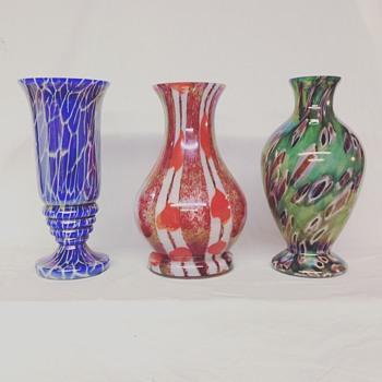 More from the Kralik closet - Art Glass