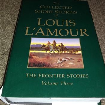 LOUIS L'AMOUR - Books