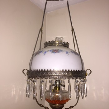 Antique and vintage hanging lamps collectors weekly