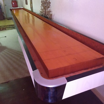 American Shuffleboard Table - Games