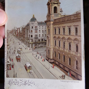 1899 Postcard - Postcards