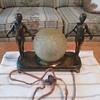 Family heirloom lamp a mystery