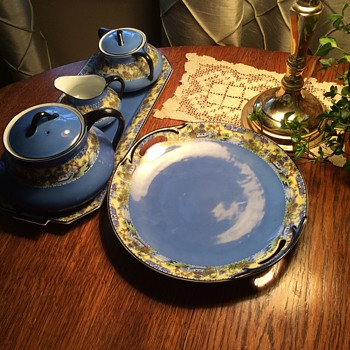 Tea Set From Early 1920's - China and Dinnerware