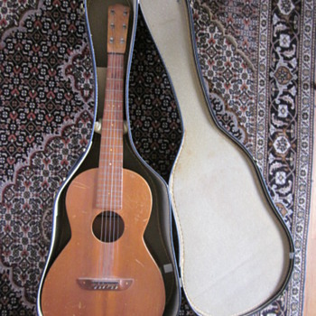California acoustic guitar