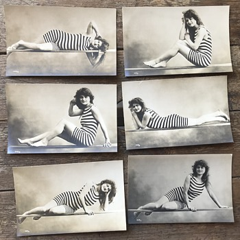 1920's  Picture postcards  - Postcards