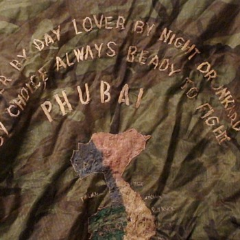 Vietnam Tour Jacket 1970-71 Phu Bai - Military and Wartime