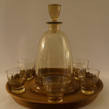 The Ultimate Decanter Accessory? - Art Glass
