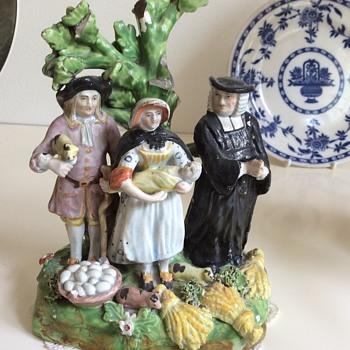 English figurines