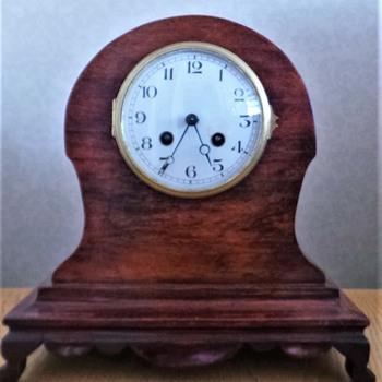 Mystery Mantel Clock - Clocks